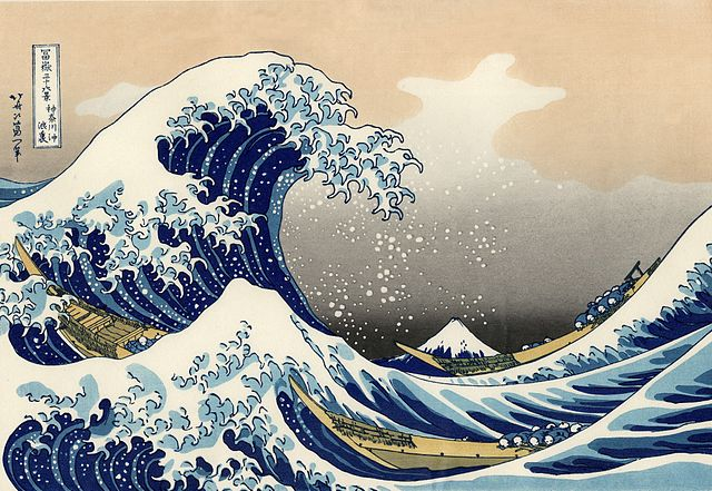 The _Great _Wave _off _Kanagawa