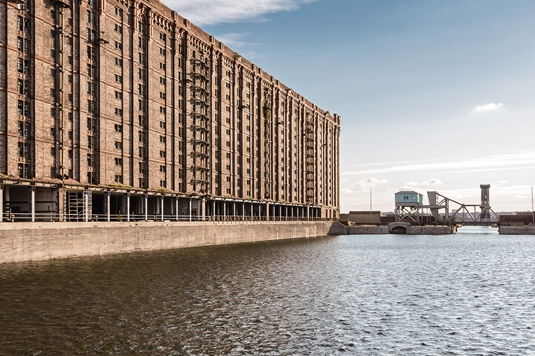 Tobacco Warehouse Image
