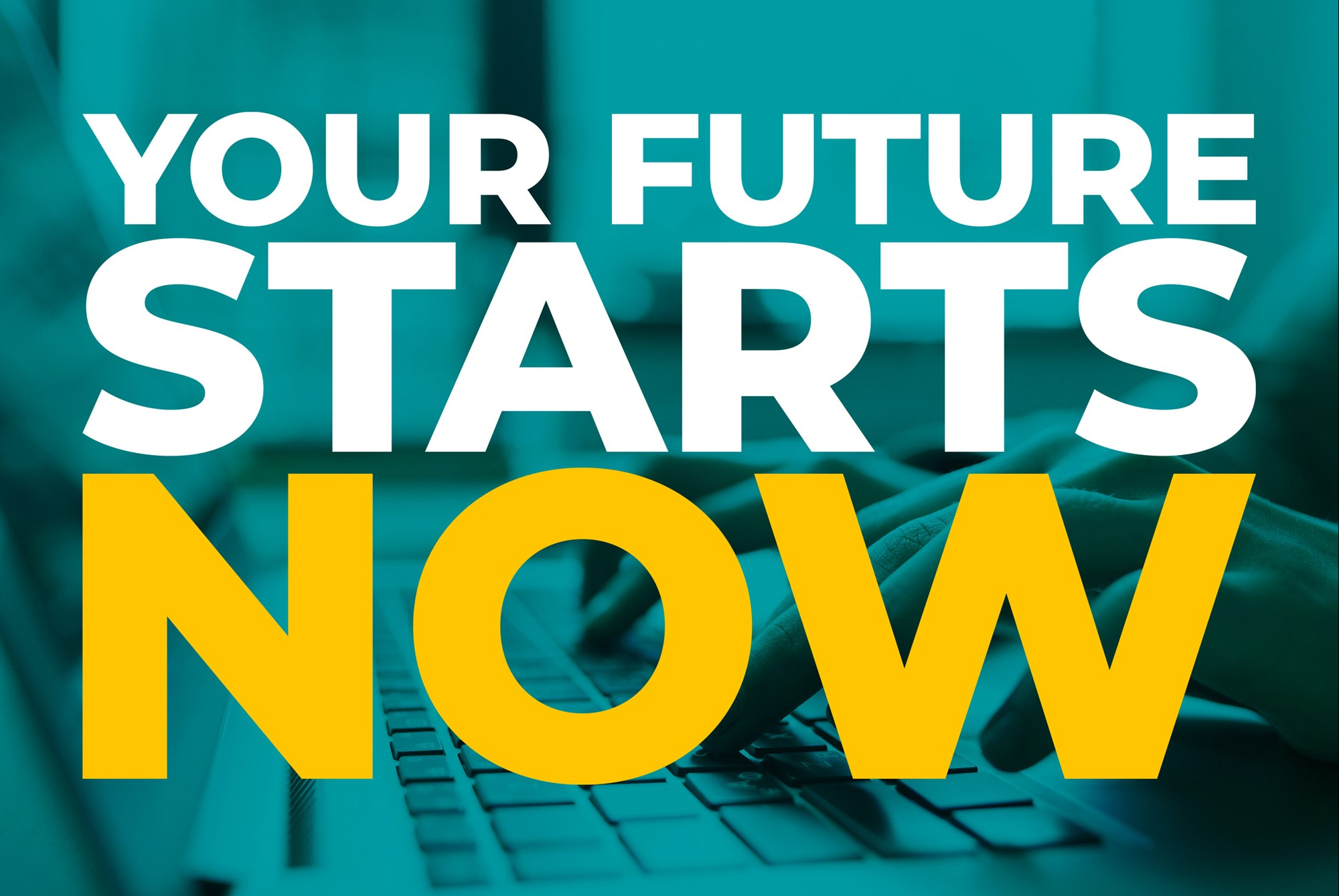 Your future starts now - apply for Webreality's bursary in 2020.